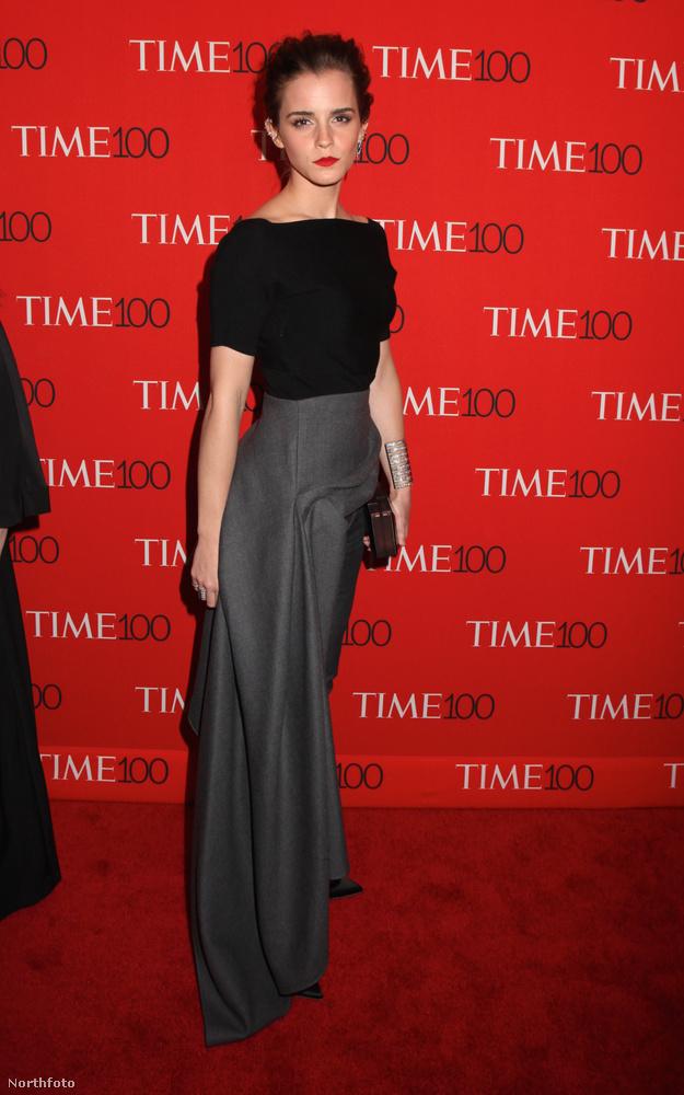 Emma Watsonnal búcsúzunk