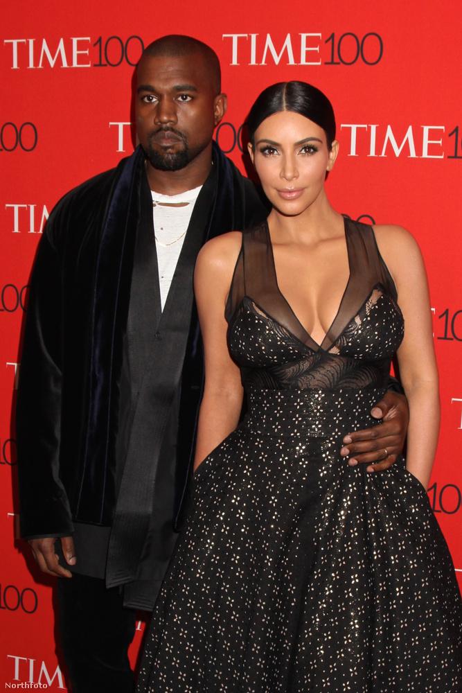 KardashianékA West házaspár nem maradt ki a buliból
