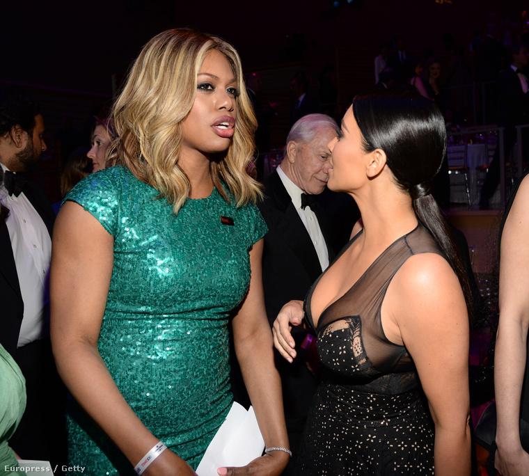Laverne CoxTényleg az utolsó kép Kardashianról