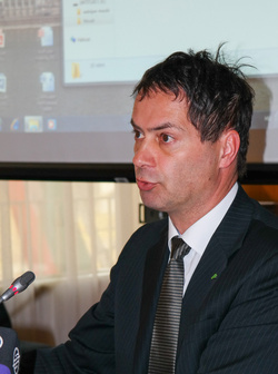 Glattfelder Béla gazdaságszabályozásért felelős államtitkár
