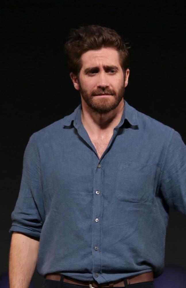 De ahogy elnézem Gyllenhaalt, hasznosan töltötte az időt