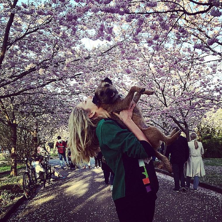 Tavasz van, ugye örül? Mihalik Enikő nagyon