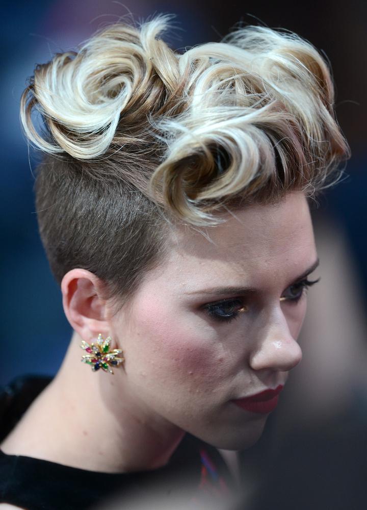 A hét haja Scarlett Johanssoné