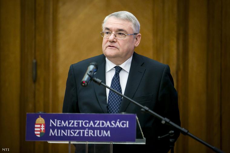 Baranyay László az Európai Beruházási Bank alelnöke