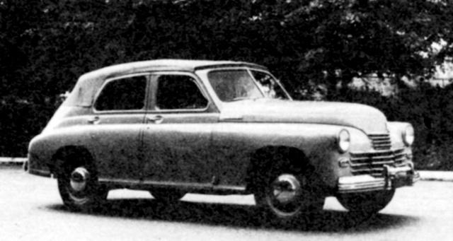 A kabrió-limuzin főként a Szovjetunió déli részein volt népszerű