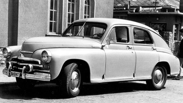Az 1955-ben megjelent ráncfelvarrt változat az M20V jelet viseli