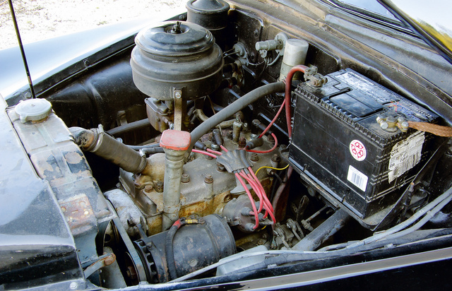 A 2,1 literes sv-motor saját korában sem számított erőművésznek