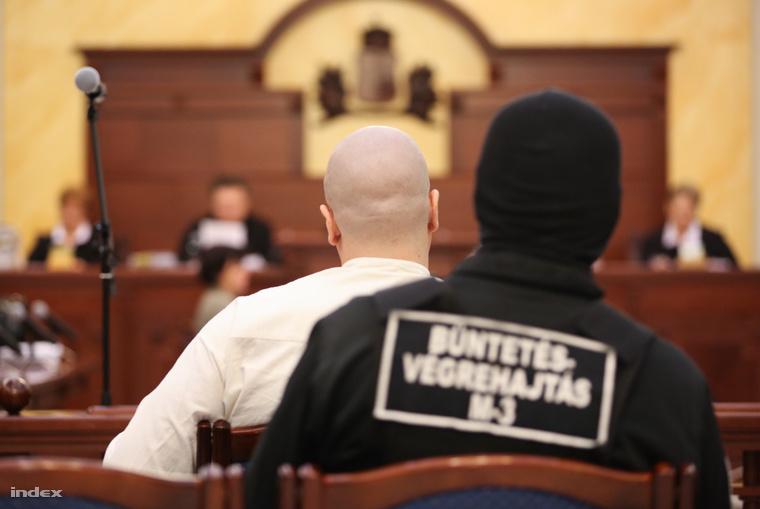 P. Zsolttal indult a nap, mert a legutóbbi tárgyaláson nem ért a végére a mondandójának