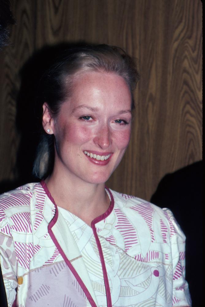 Meryl Streep 1981-ben.