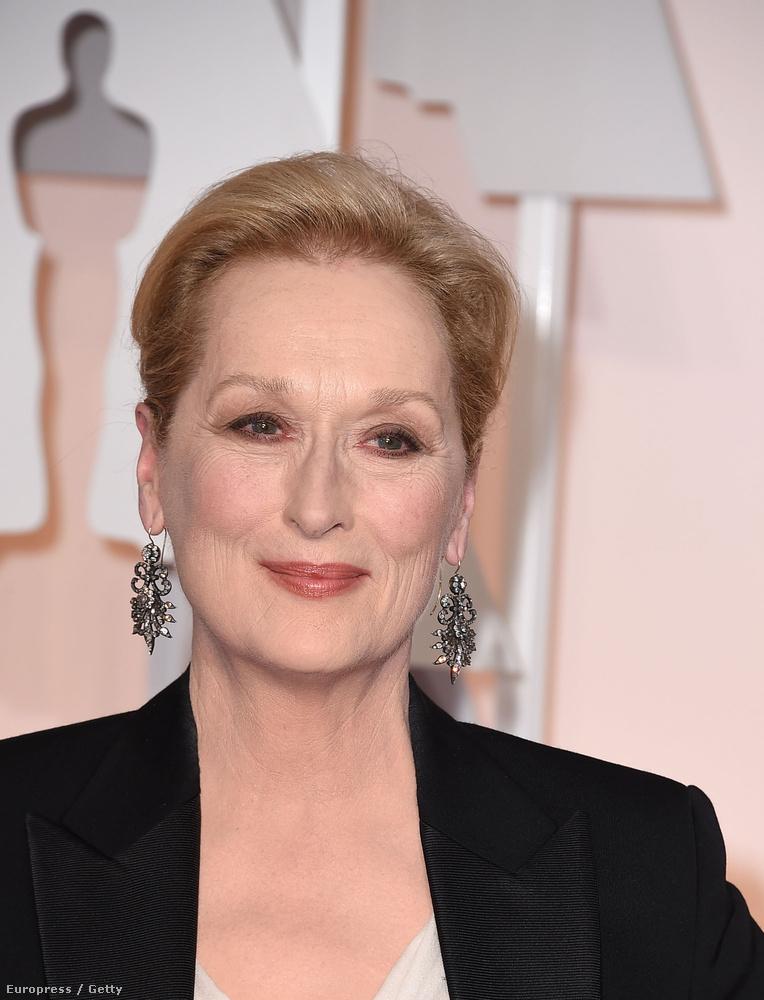Meryl Streep az idei Oscaron