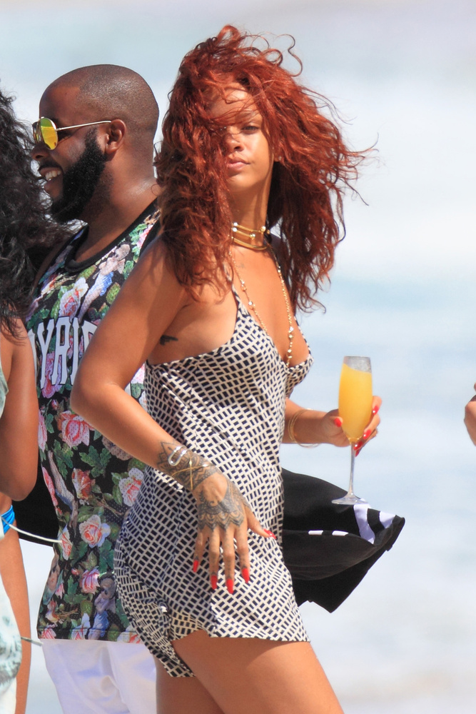 Rihanna viszont nem fogott mellé.