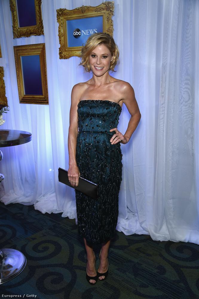 Julie Bowen színésznő a Förtelmes főnökök filmből és a Modern Family sorozatból lehet ismerős.