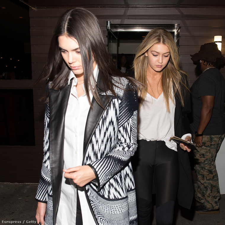 Egyik legjobb barátnője, és egyben kolléganője ugyanis Kendall Jenner, akivel együtt lehetnek majd az új Claudia Schiffer és Cindy Crawford.