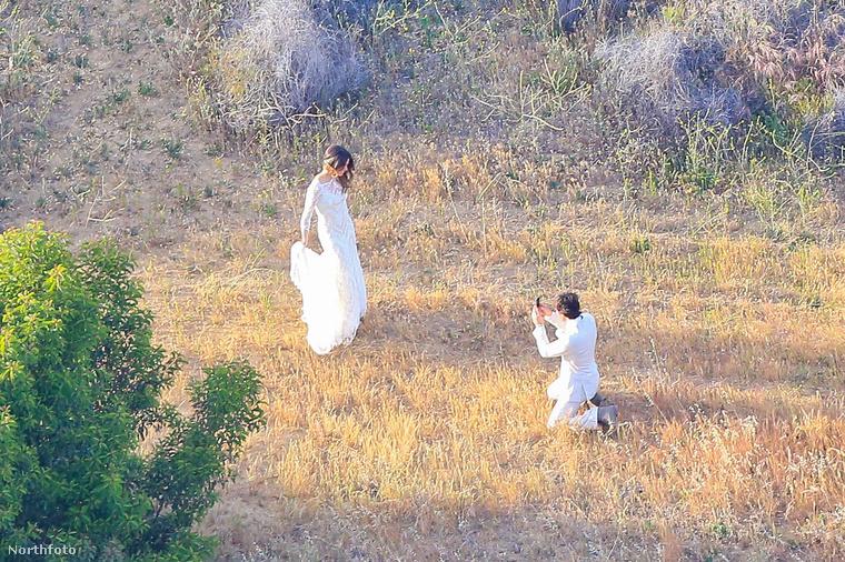Ugye milyen szép és romantikus jelenet?