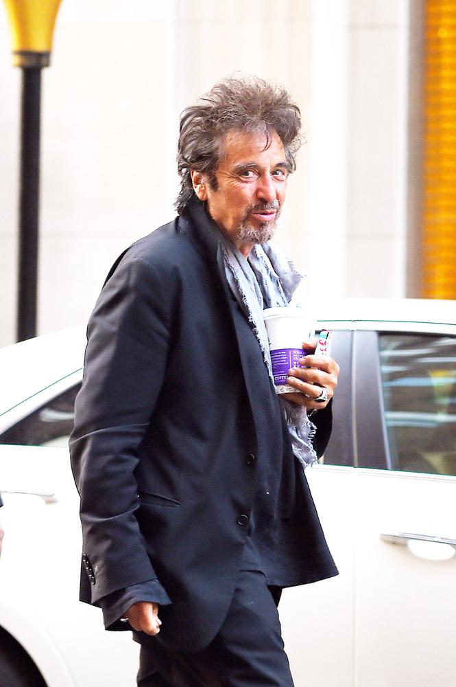Al Pacinót viszont nyilván felismertük, de ez a kép akkor is roppant felkavaró.