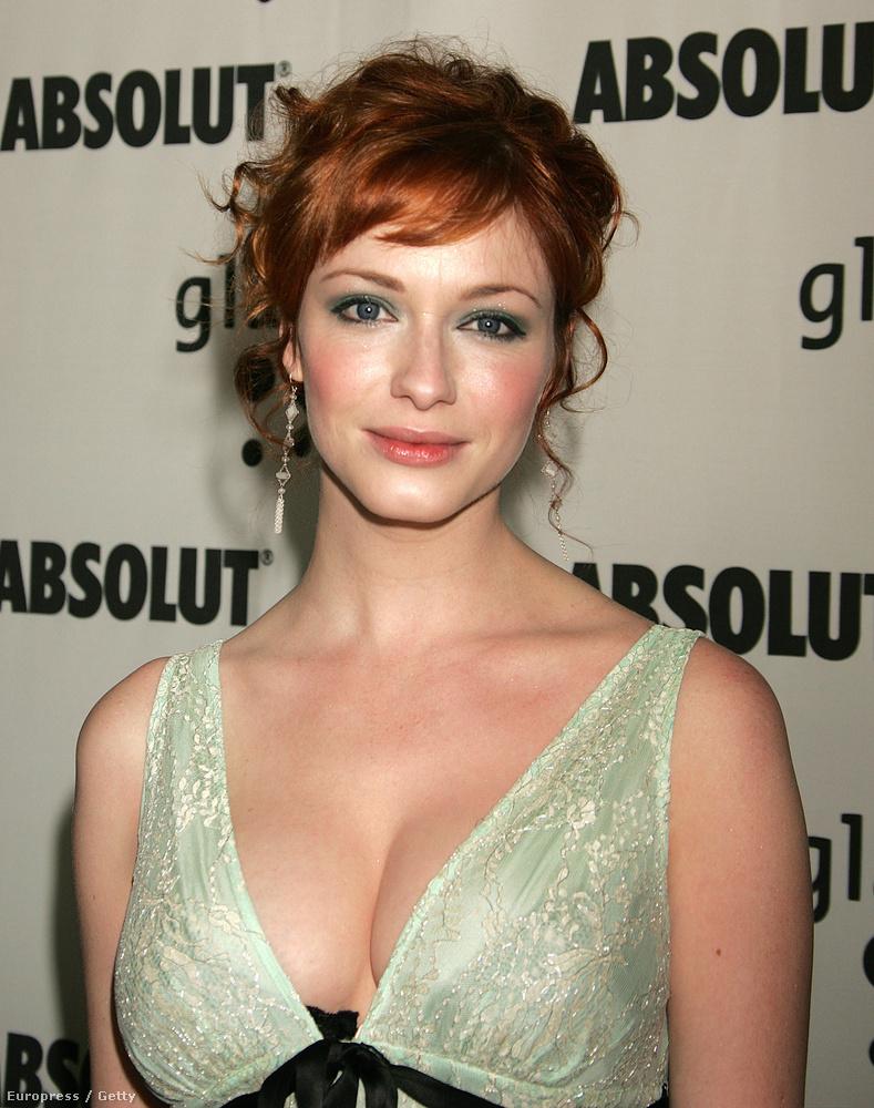 Azért vörösre, mert imádta az Anna-sorozatot, amiben a főszereplő haja vörös volt