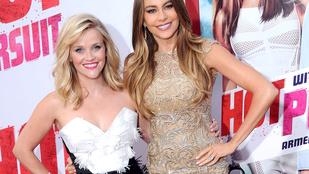 Sofia Vergara és Reese Witherspoon megint tökéletesek együtt