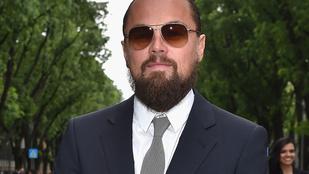 Leonardo DiCaprio egyre furcsábban öregszik