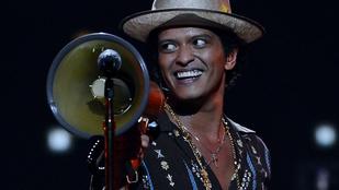 Bruno Mars Uptown Funkja is nyúlás