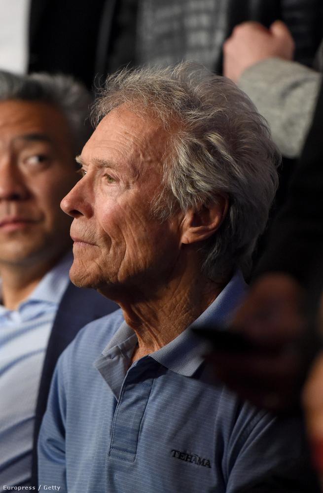Tényleg mindenki ott volt, még Clint Eastwood is