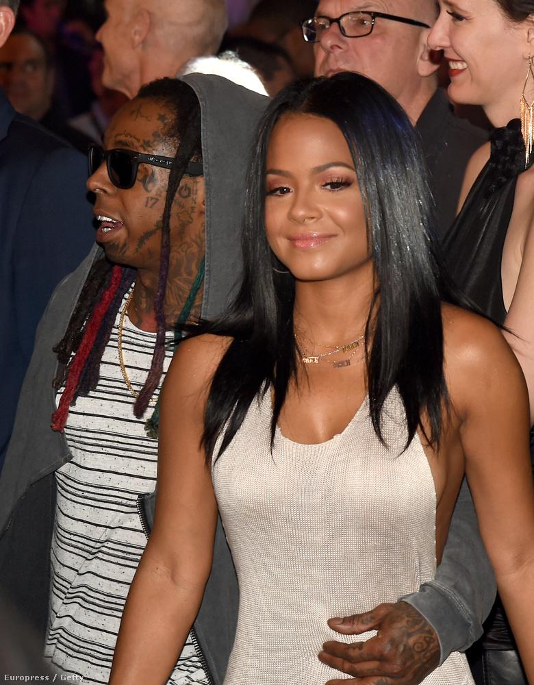 Egészen összeillő pár: Lil Wayne és Christina Milano