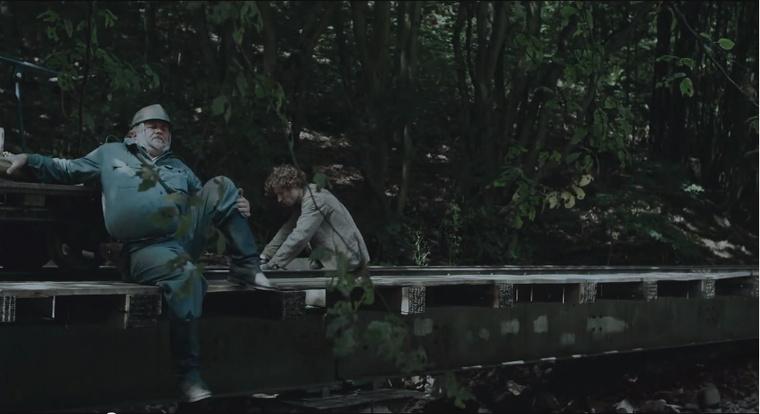 Szabó Mátyás Határ című filmjéből jelenetkép SZFE Kicks 6x6