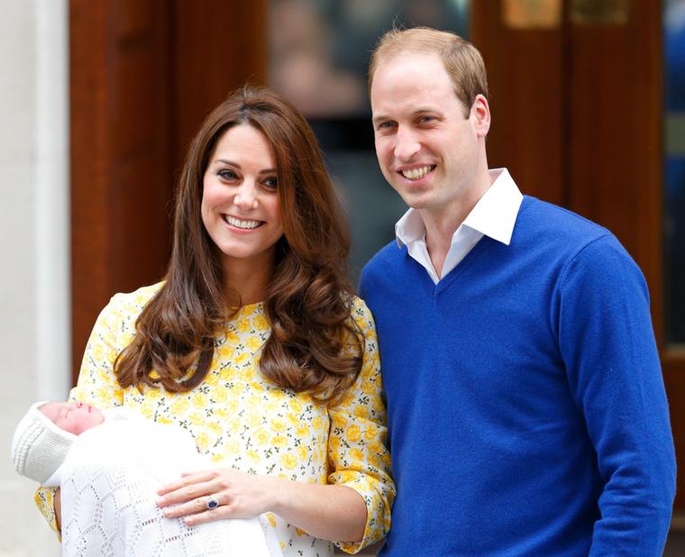 Persze az első Katalin hercegné, akinek egy napja sem volt kialudnia a szülést