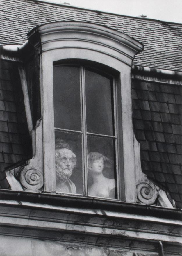 Quai Voltaire, Párizs, 1928