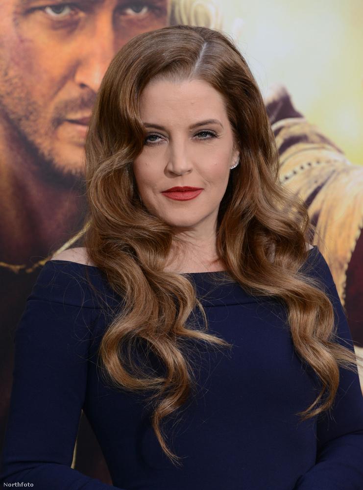 Lisa Marie Presley,