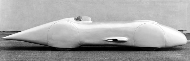 1938-as W125-ös sebességi rekorder tizenkét hengeres motorral