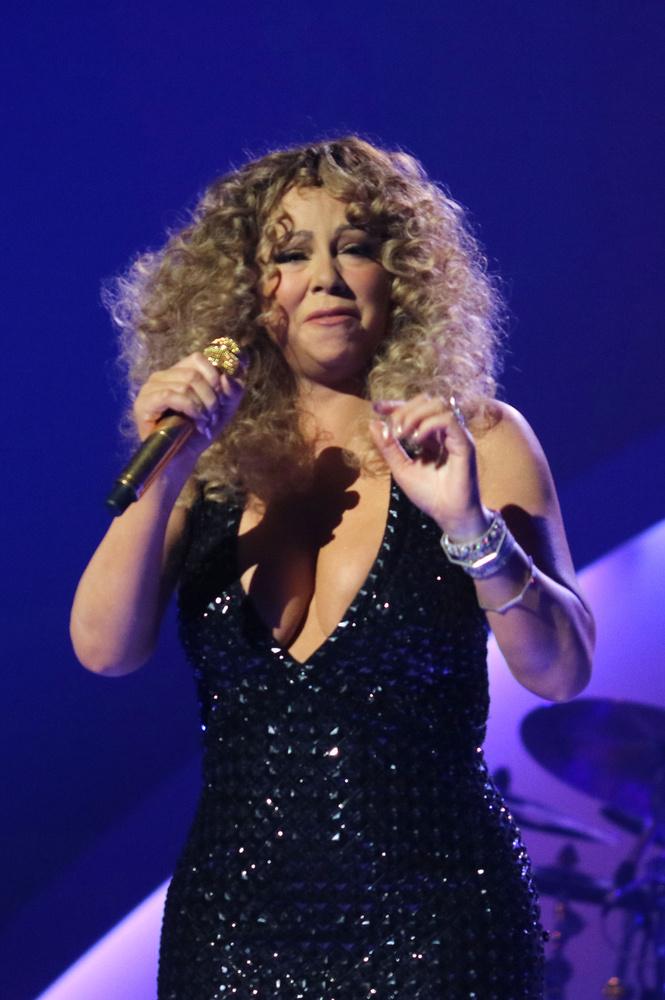 Sőt, Mariah Carey is megszívta, mikor elkészítették róla a világ legbénább fotóját