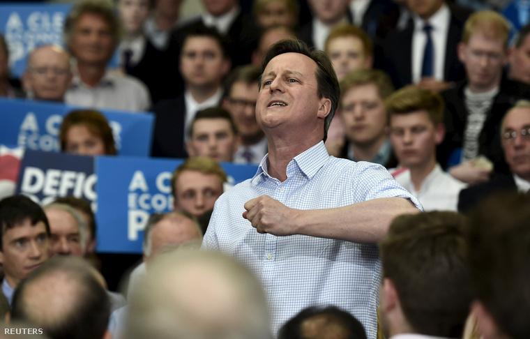 Cameron bevándorlóellenes