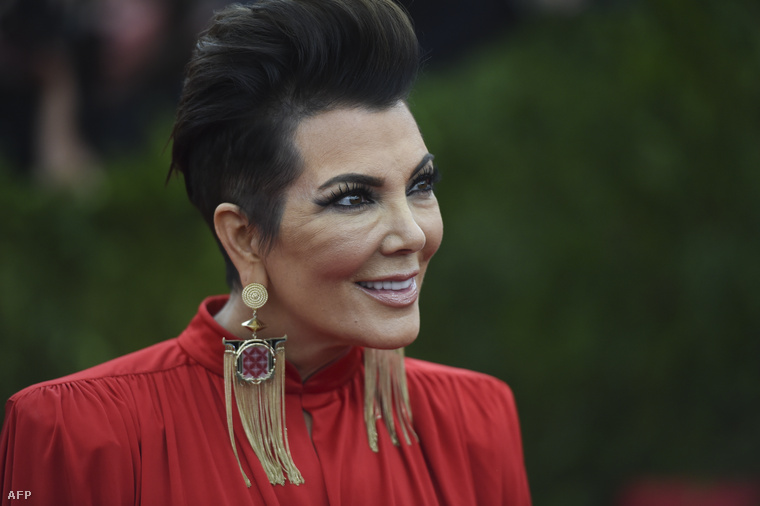 Mint ahogy Kim Kardashian anyjáról, Kris Jennerről is