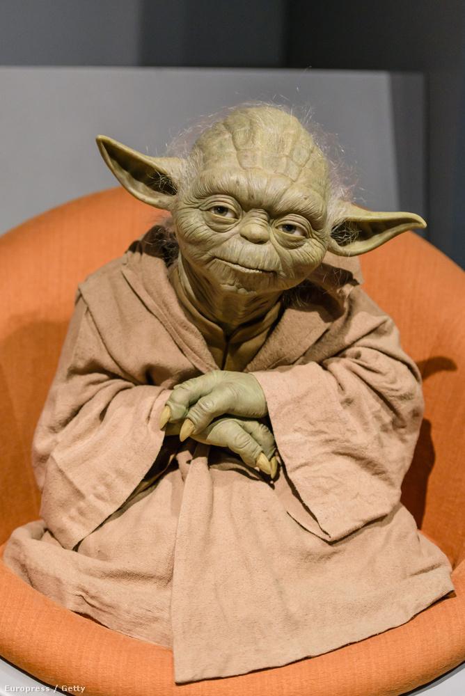 Yoda végképp nem ijesztő