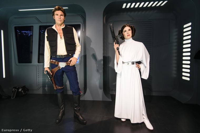 Talán Han Solo egy kicsit