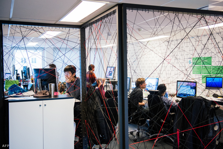 A Spotify svédországi irodája