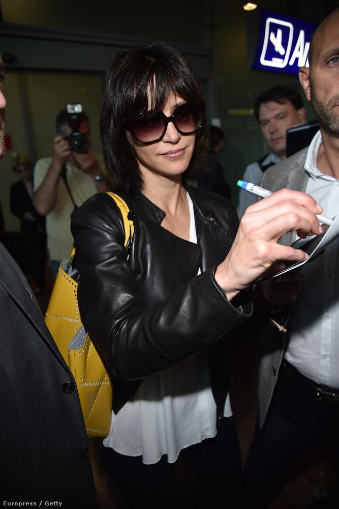 A nizzai reptérre már meg is érkeztek a filmfesztivál első vendégei