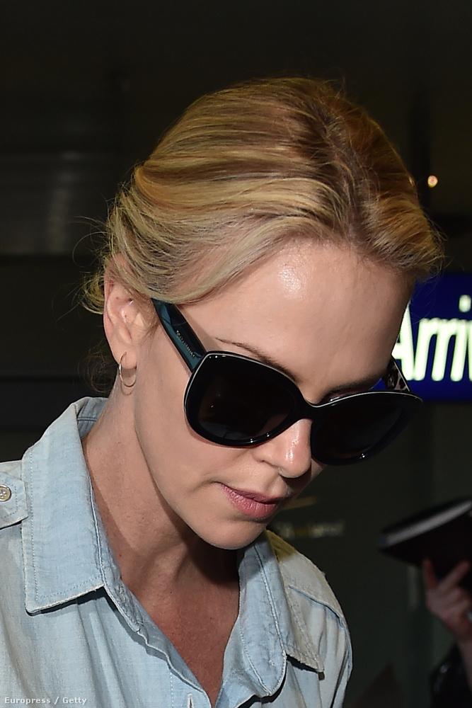 Charlize Theron az új Mad Max film egyik főszereplője, a filmet a Cannes-i fesztiválon is bemutatják.