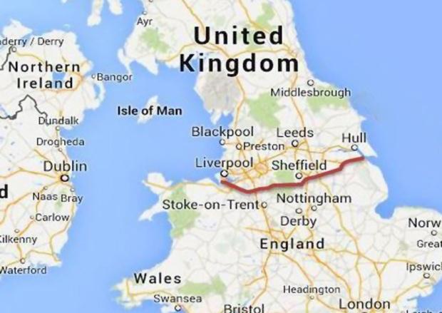 skócia térkép városok Index   Külföld   Délebbre tolnák a skót határt az északangolok