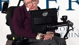 Stephen Hawking is fellép a Glastonburyn
