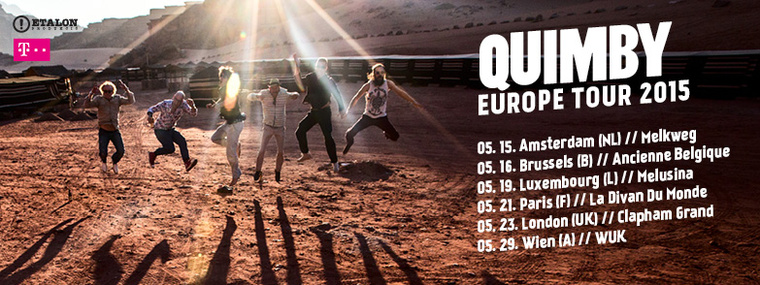 QUIMBY EUROPE7