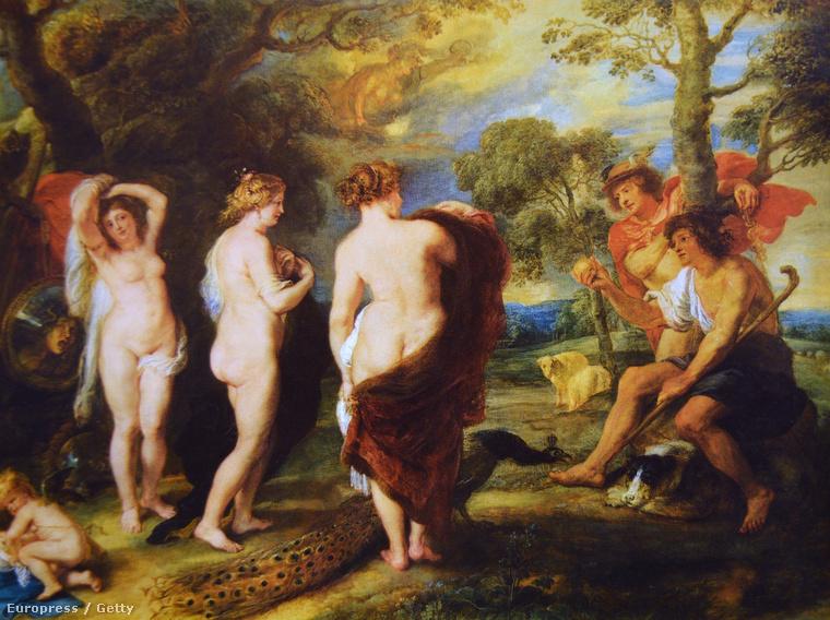 Még mindig Rubens még mindig nők