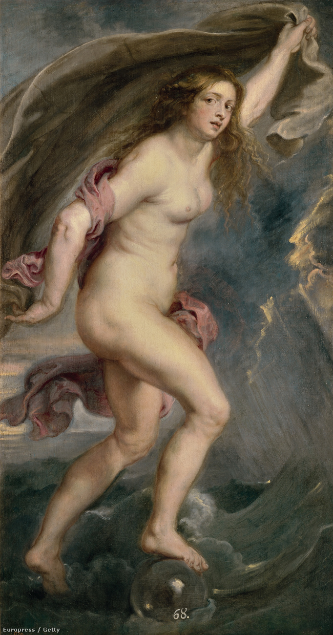 Íme Rubens (Fortuna, 1636-38) combjai.