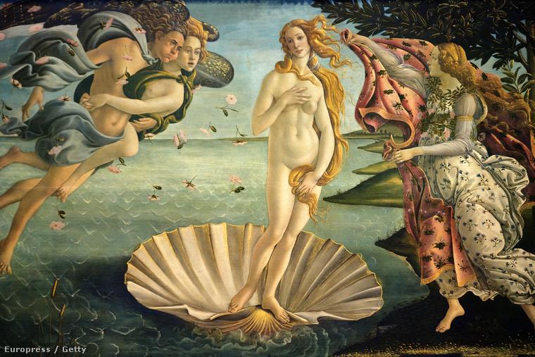 Persze messze nem az összeset, de mindenképp gyönyörű festményeket láthat, az biztos