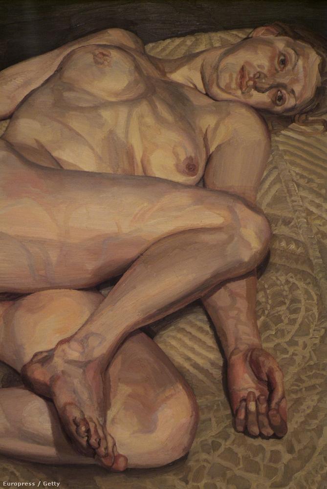 Hogy könnyebben eméssze Schiele nőit, nézze meg Lucian Freud munkáit! A lehető legrealisztikusabb aktok