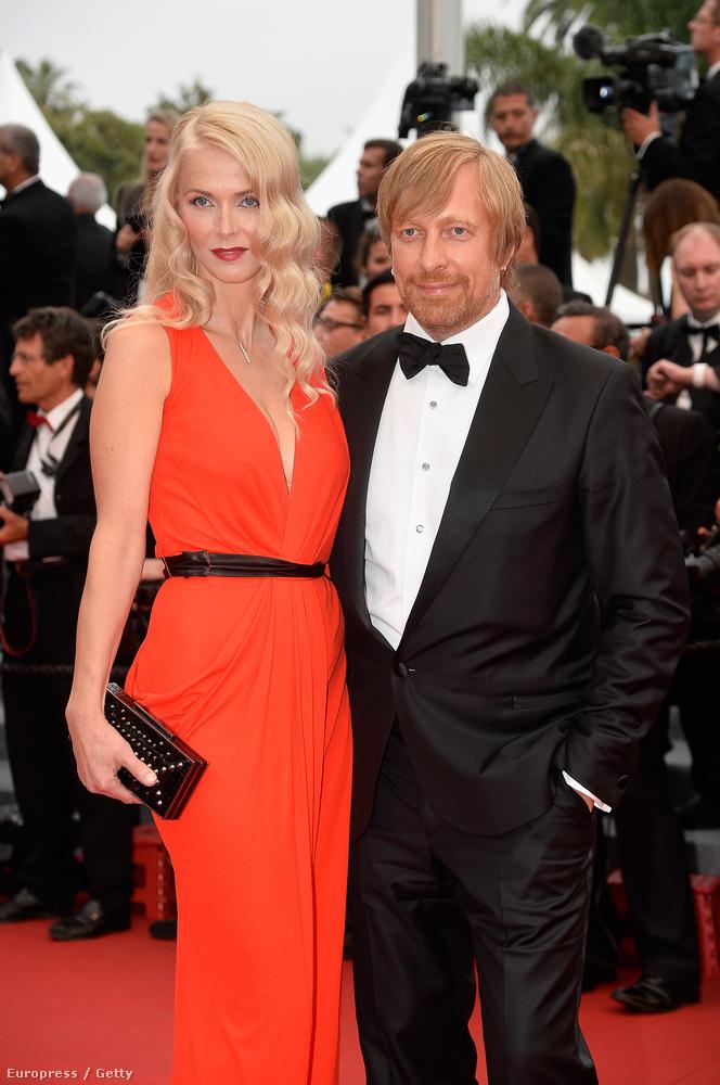 Morten Tyldum felesége is magasabb egy kicsit a rendezőnél