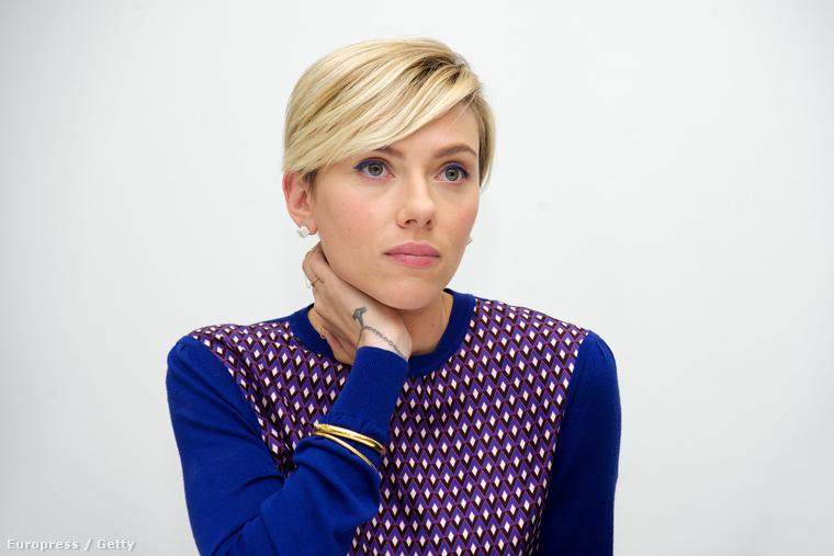 Scarlett Johanssonra sokan és sokszor mondták már, hogy a legjobb testű nő a világon.