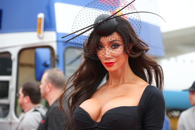 Yasmine Petty szintén transznemű modell