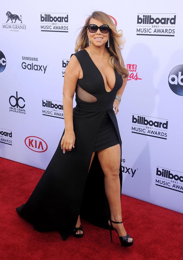 Kivéve, ha mi vagyunk Mariah Carey, mert akkor fittyet hányhatunk az egészre.