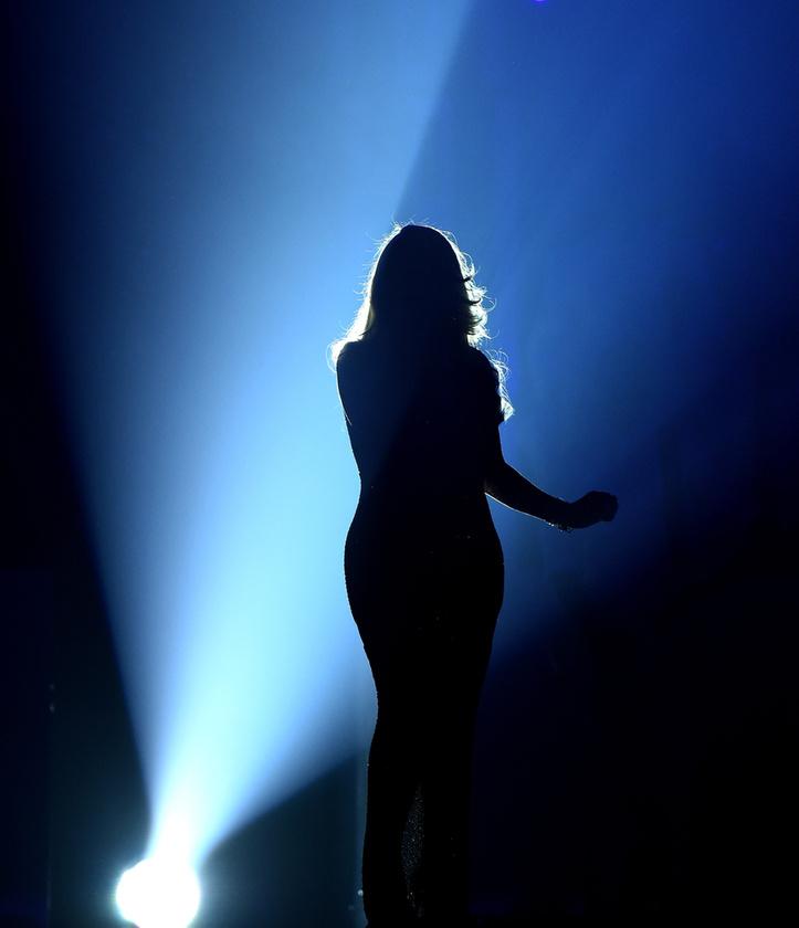 Mariah Carey a 2015-ös Billboardon járt, ahol jól fel is lépett